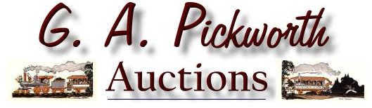 G. A. Pickworth Auctions